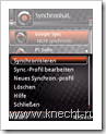 Google Sync für Symbian S60, Teil 7