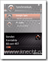 Google Sync für Symbian S60, Teil 6