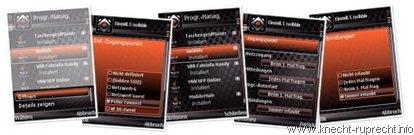 Standardzugangspunkt für JAVA-Anwendungen unter Symbian festlegen