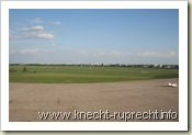Flughafen Tempelhof: Blick aufs Flugfeld