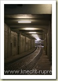Flughafen Tempelhof: Schienensystem