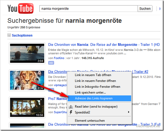 Videos von Youtube laden: So geht's!