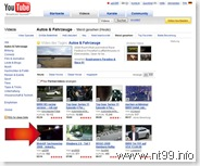 Youtube Top5 :-)