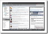 ShareMinds Desktop - integrierter Webviewer