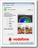 HighPerformance Client von Vodafone