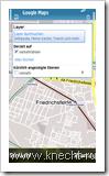 Google Maps für Symbian 3.2.0