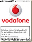 Vodafone Visual Mailbox