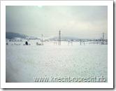 Schweiz im Schnee