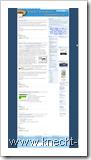 Ein Abbild von Knecht Ruprechts Sammelsurium per Maxthon Screenshot