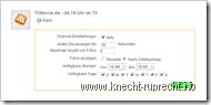 FrameChannel-Konfiguration