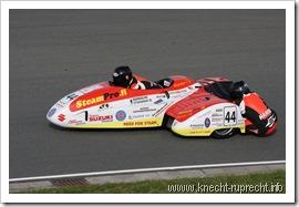 Sachsenring 2009: Freies Training Seitenwagen