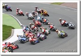 Sachsenring 2009: kurz vorm Start