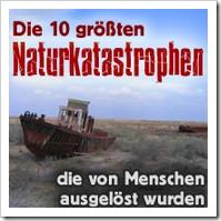 Die 10 größten Naturkatastrophen