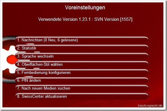 Swisscenter 1.23.1