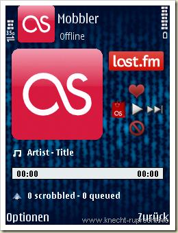 Mobbler S60 Last.FM Client