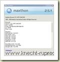 Maxthon 2.5.1.4751